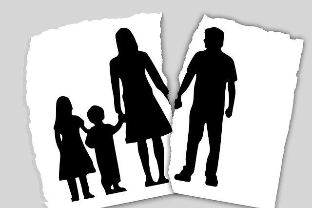 Beziehungsangst, erlebte Trennung in der Kindheit