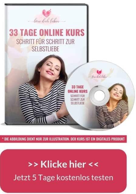 Selbstliebe Online Kurs 5 Tage kostenlos testen